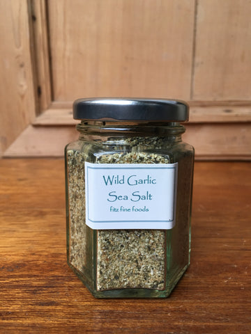 Wild Garlic Sea Salt (85g)