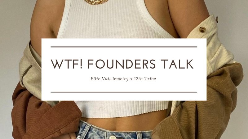 WTF! Founders Talk: EVJ x 12th Tribe