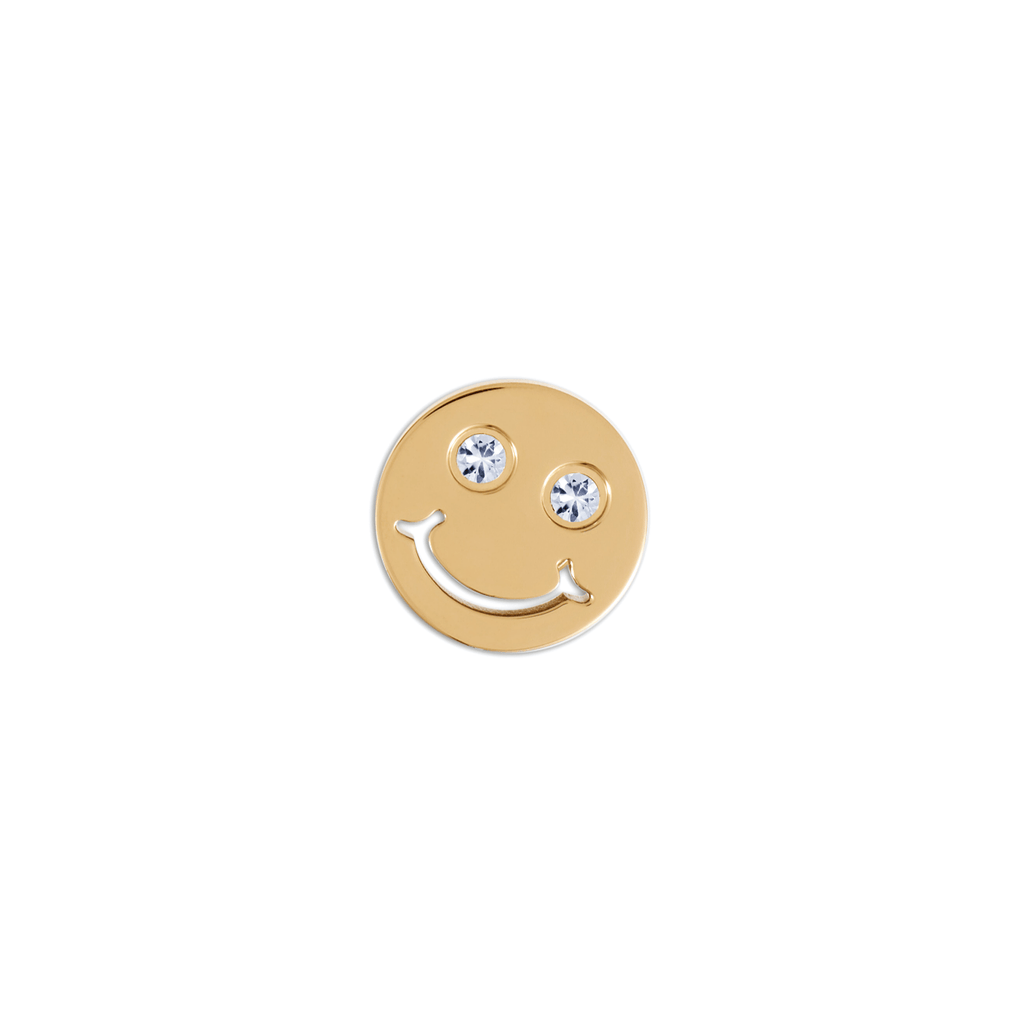 ELLIE VAIL - LYNC SMILEY FACE SHOE CHARM