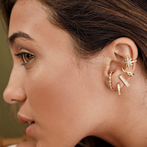 ELLIE VAIL - MARNI TWISTED EAR CUFF