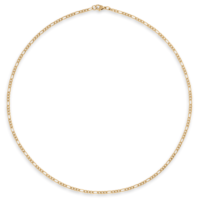 ELLIE VAIL - CHARLI FIGARO CHAIN NECKLACE