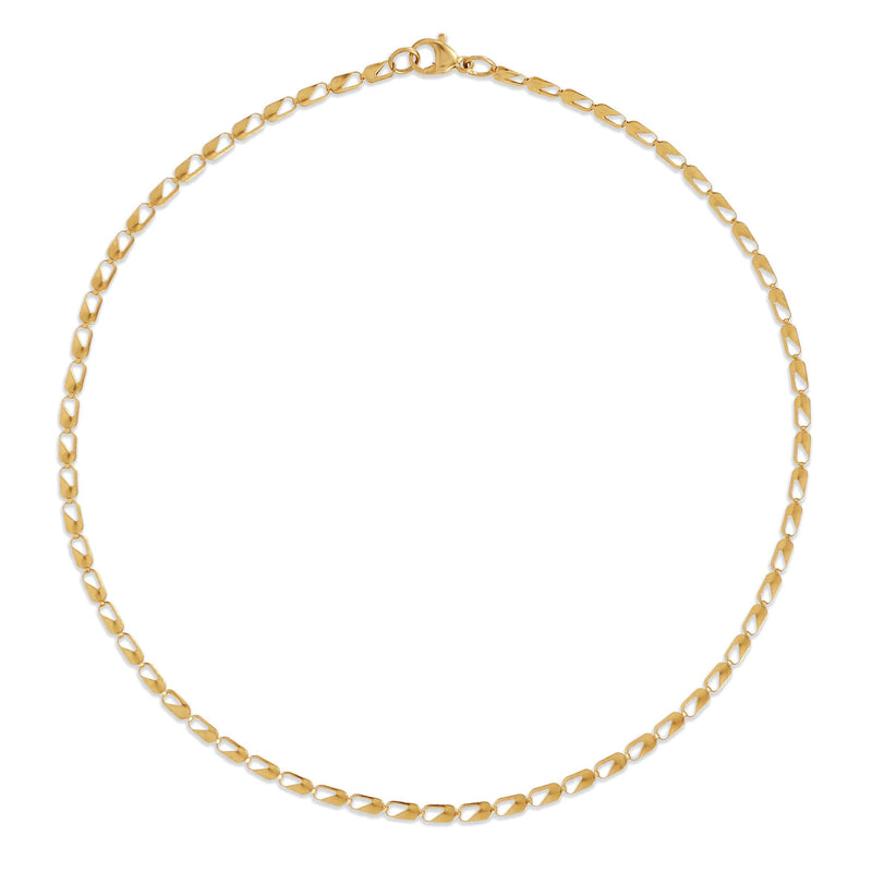 Ellie Vail - Emery Dainty Choker Chain Necklace