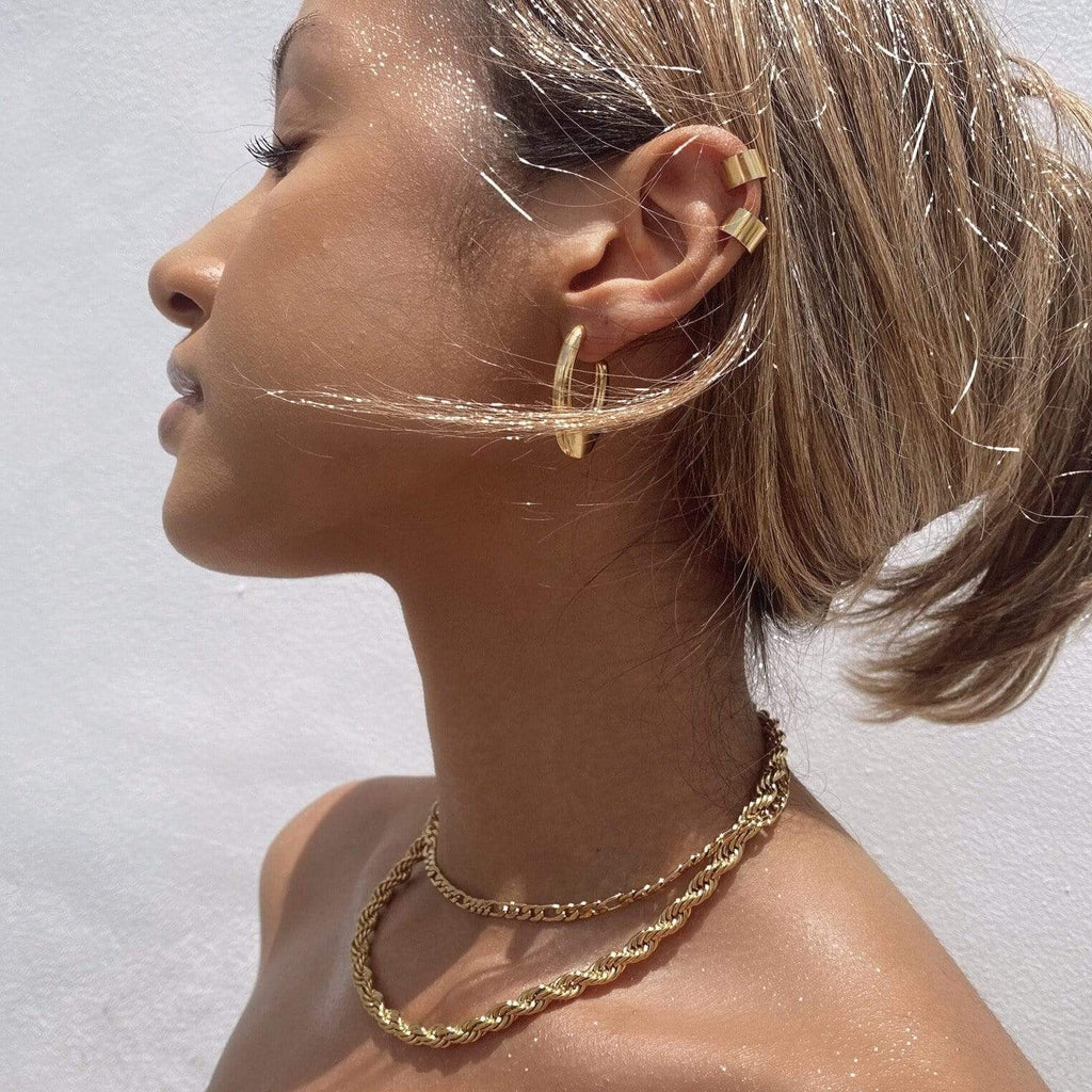 Ellie Vail - Luka Rope Chain Necklace