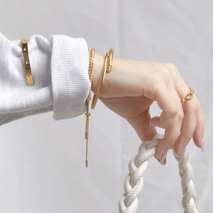 Ellie Vail - Raina Wire Bracelet