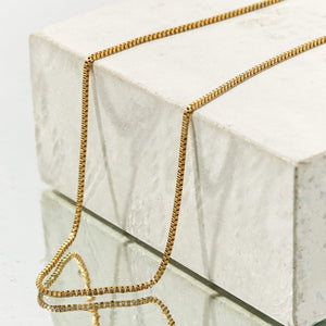 ELLIE VAIL - CAYLA BOX CHAIN NECKLACE