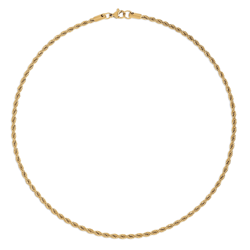Ellie Vail - Joelle Rope Chain Necklace