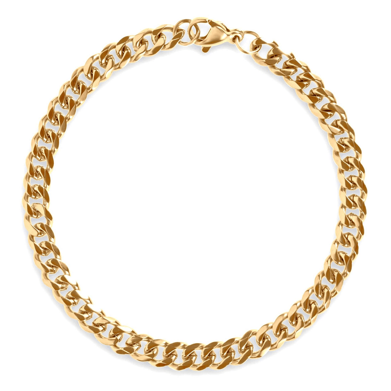 Ellie Vail - Lawrence Cuban Chain Bracelet