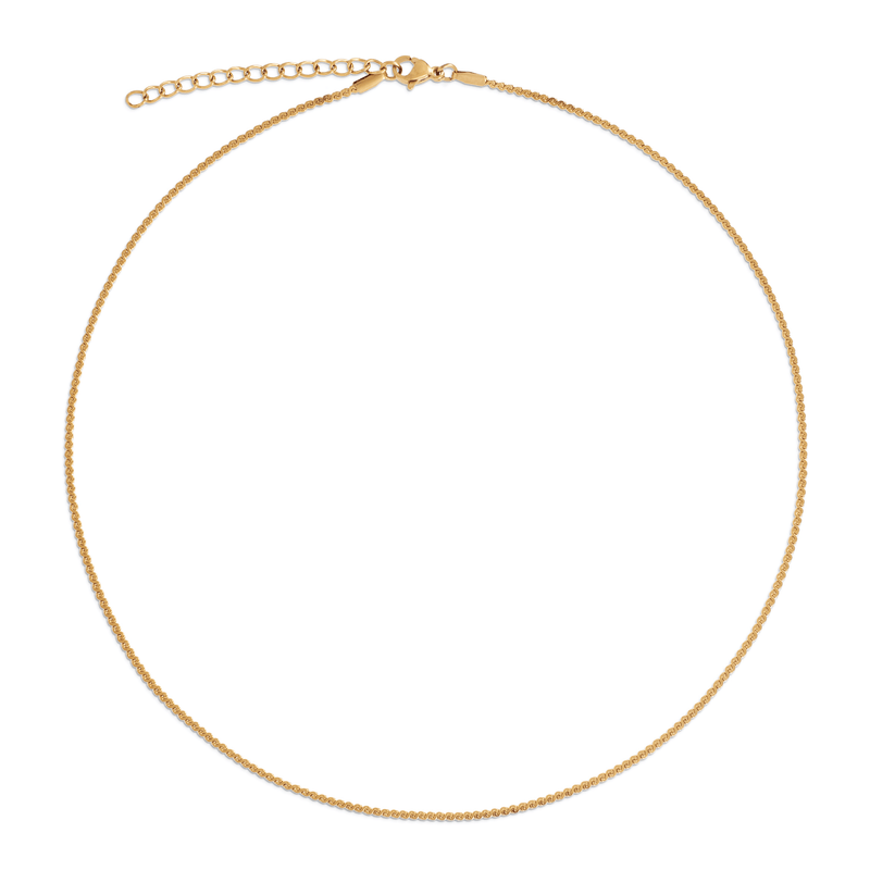 Ellie Vail - Simone Dainty Chain Necklace