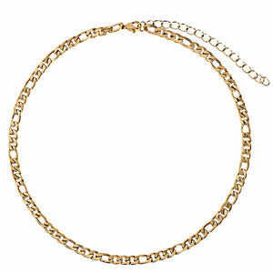 ELLIE VAIL - ZARA FIGARGO CHAIN CHOKER NECKLACE