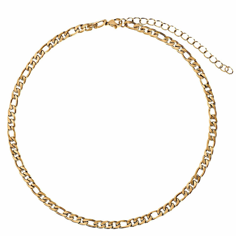 Ellie Vail - Zara Figaro Chain Choker Necklace