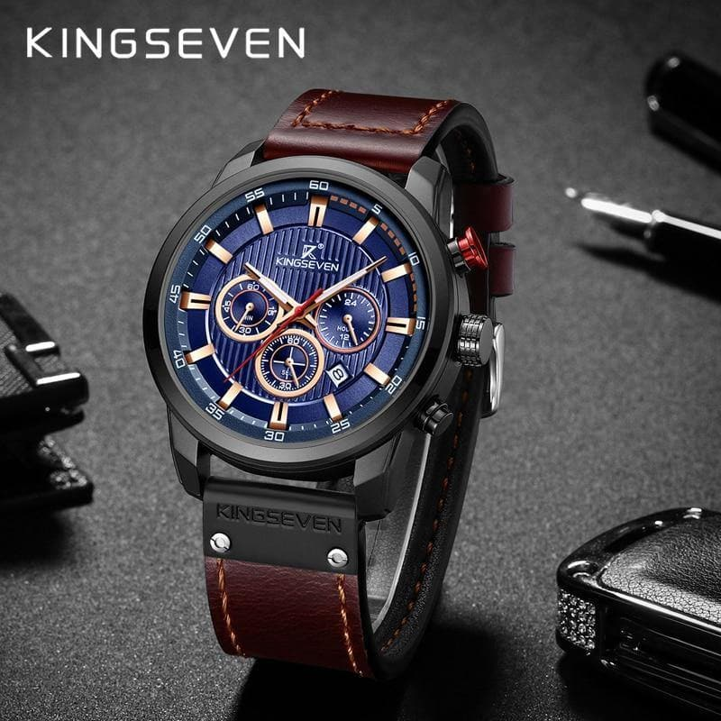 "King Seven ""E-V-O"" Series Watches King-Seven"