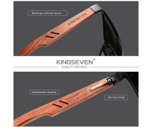 "King Seven ""NYMPH"" Series - King Seven Sunglasses"