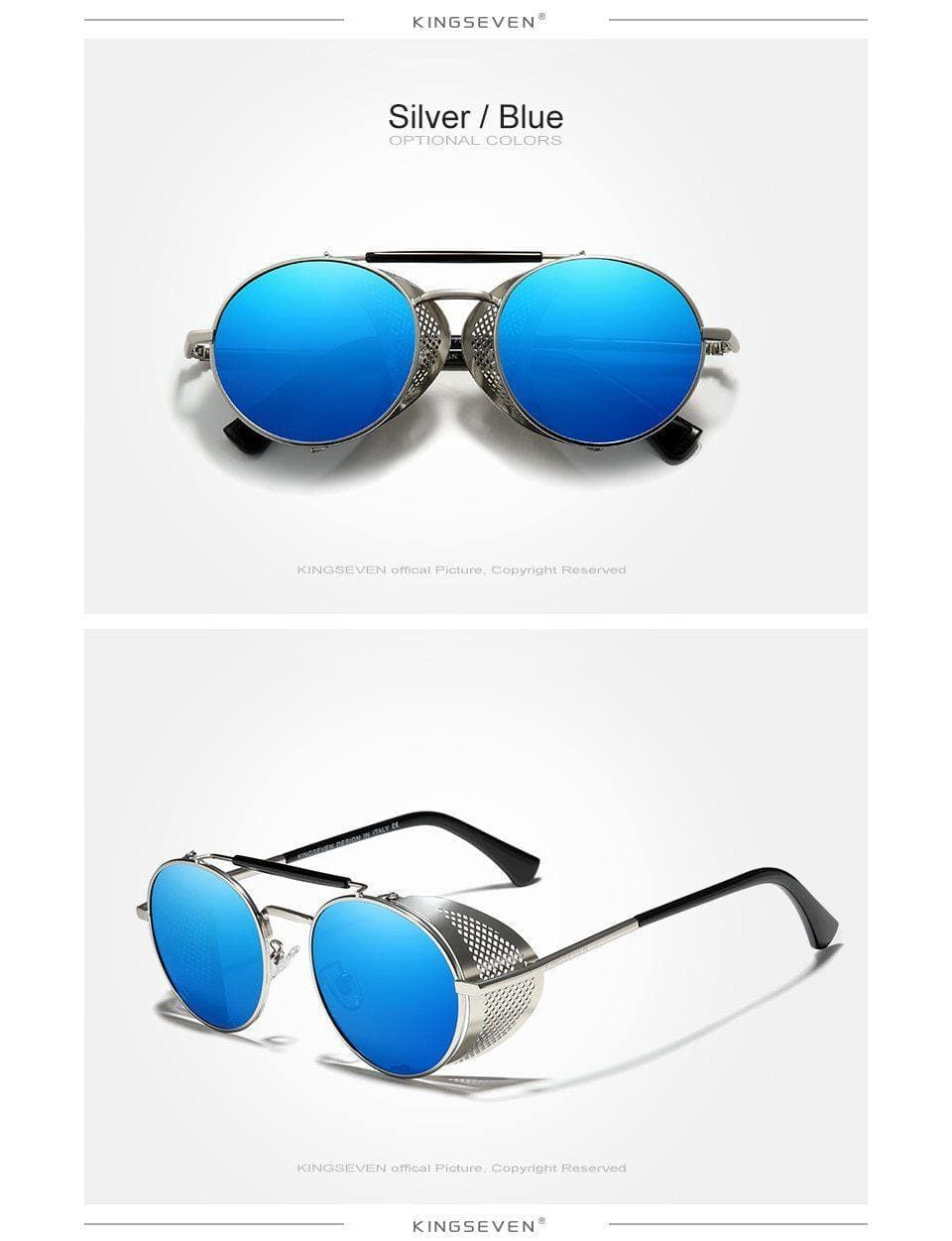 "King Seven ""PRISM"" Series - King Seven Sunglasses"