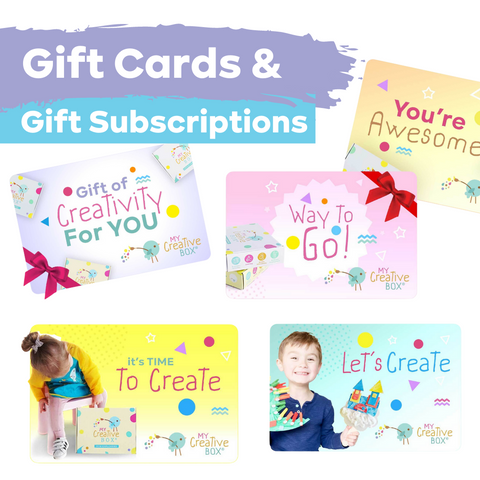 Gift Cards & Gift Subscriptions
