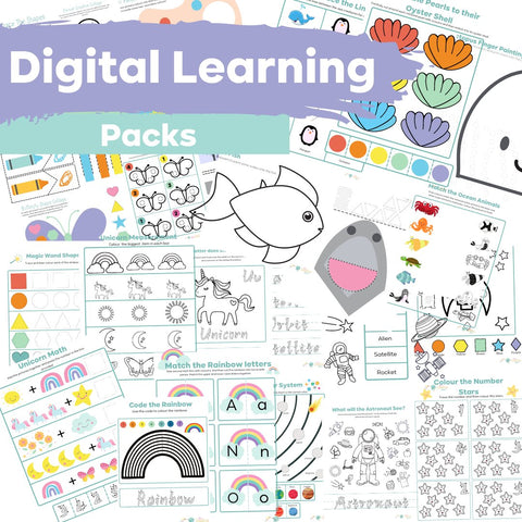 Digital Learning Packs