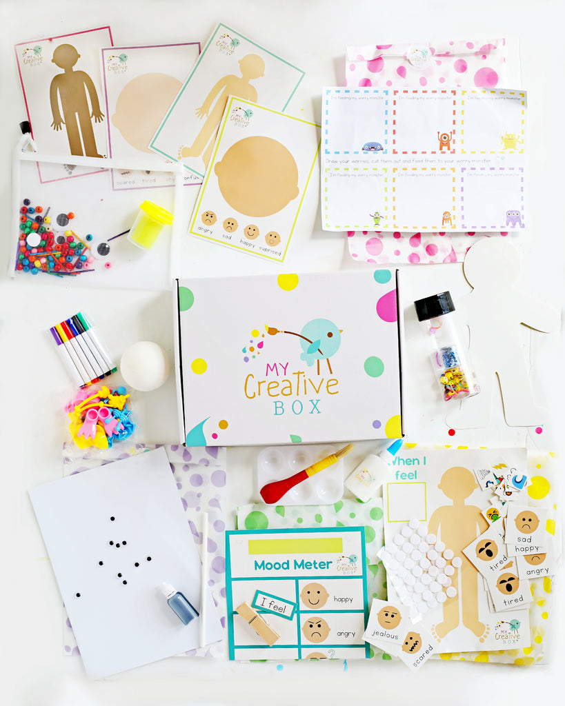 Little Learners Emotions Creative Box - My Creative Box