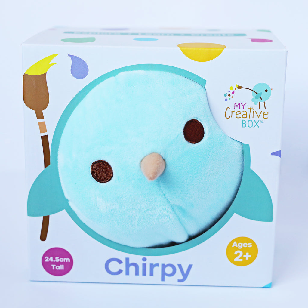 My Creative Box | Chirpy Plushie