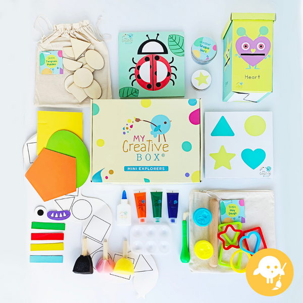 Little Learners Weather Creative Box