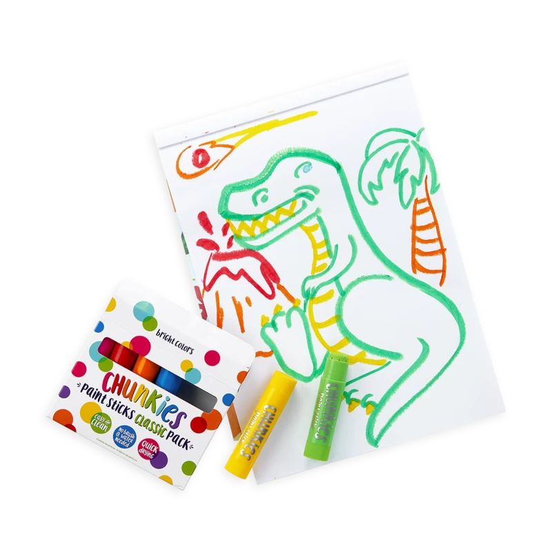 Chunkies Paint Sticks | Set of 6 - My Creative Box