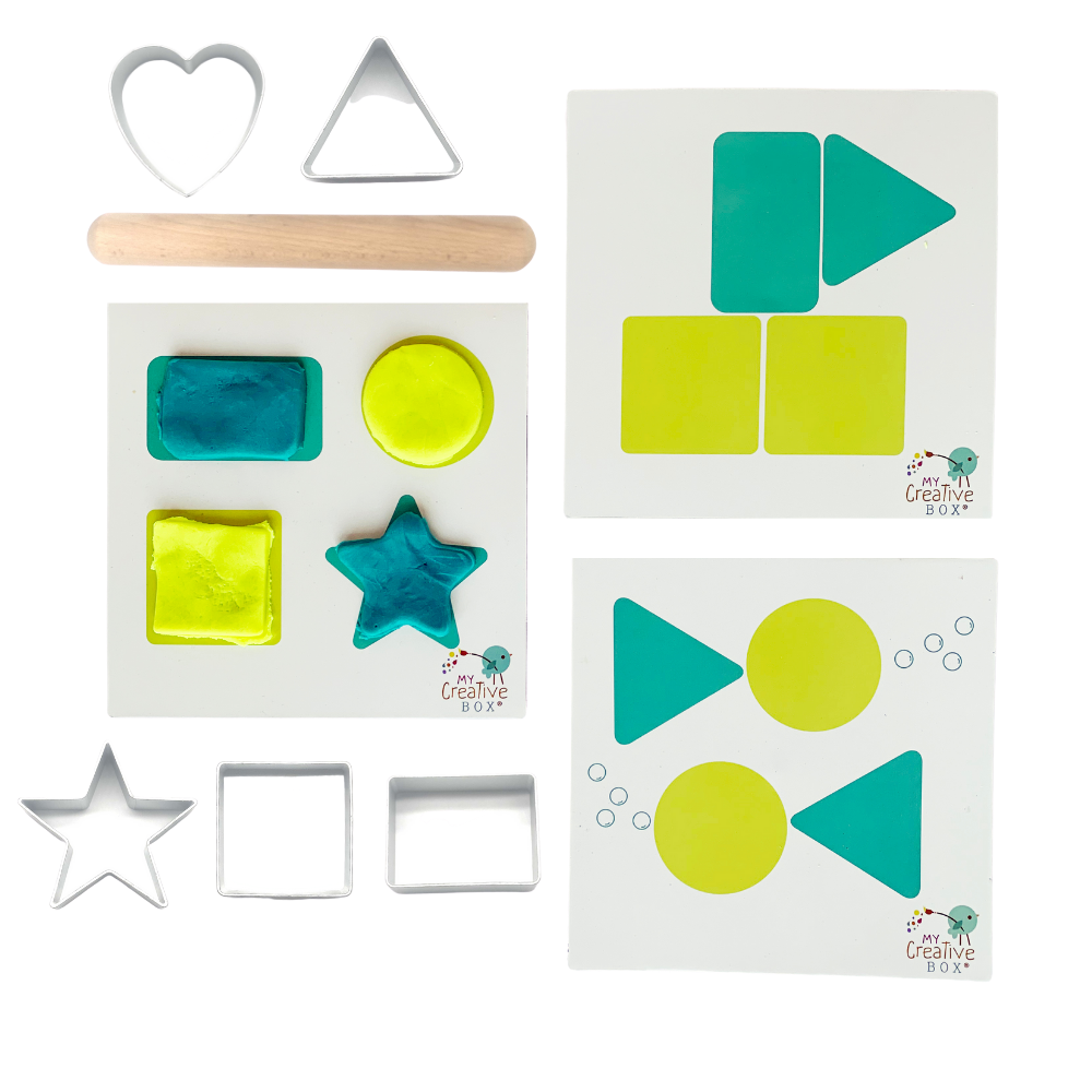 Shapes Play Dough Pack