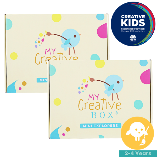 Creative Kids | Mini Explorers Double Box Bundle