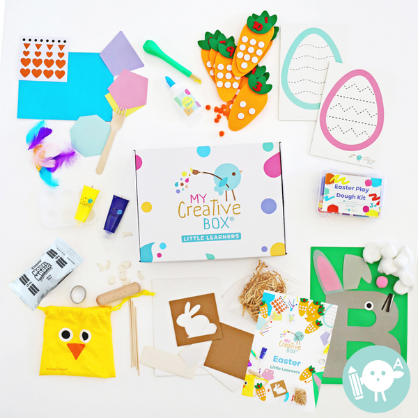 Little Learners Easter Creative Box