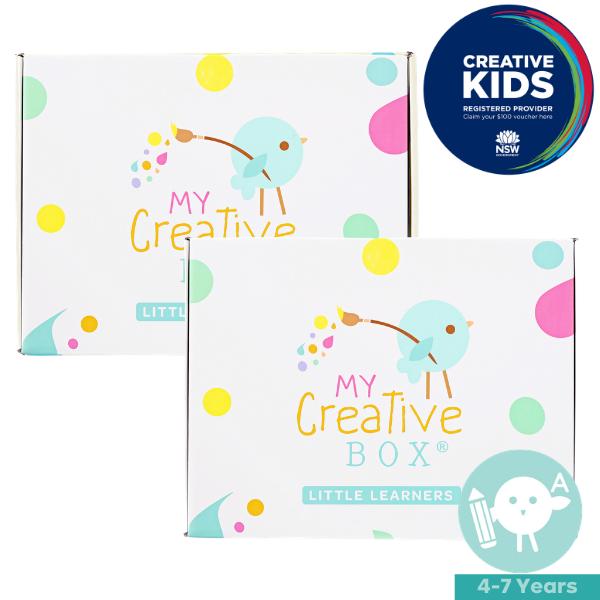 Creative Kids | Little Learners Double Box Bundle