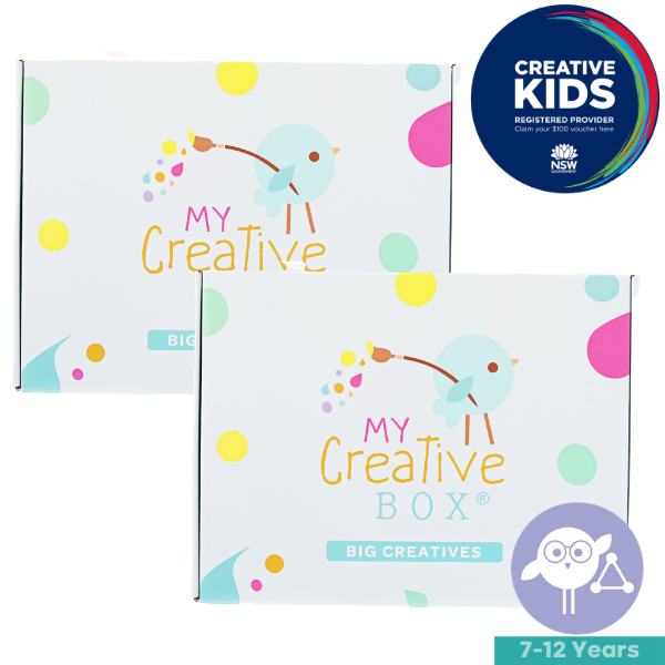 Creative Kids | Big Creatives Double Box Bundle