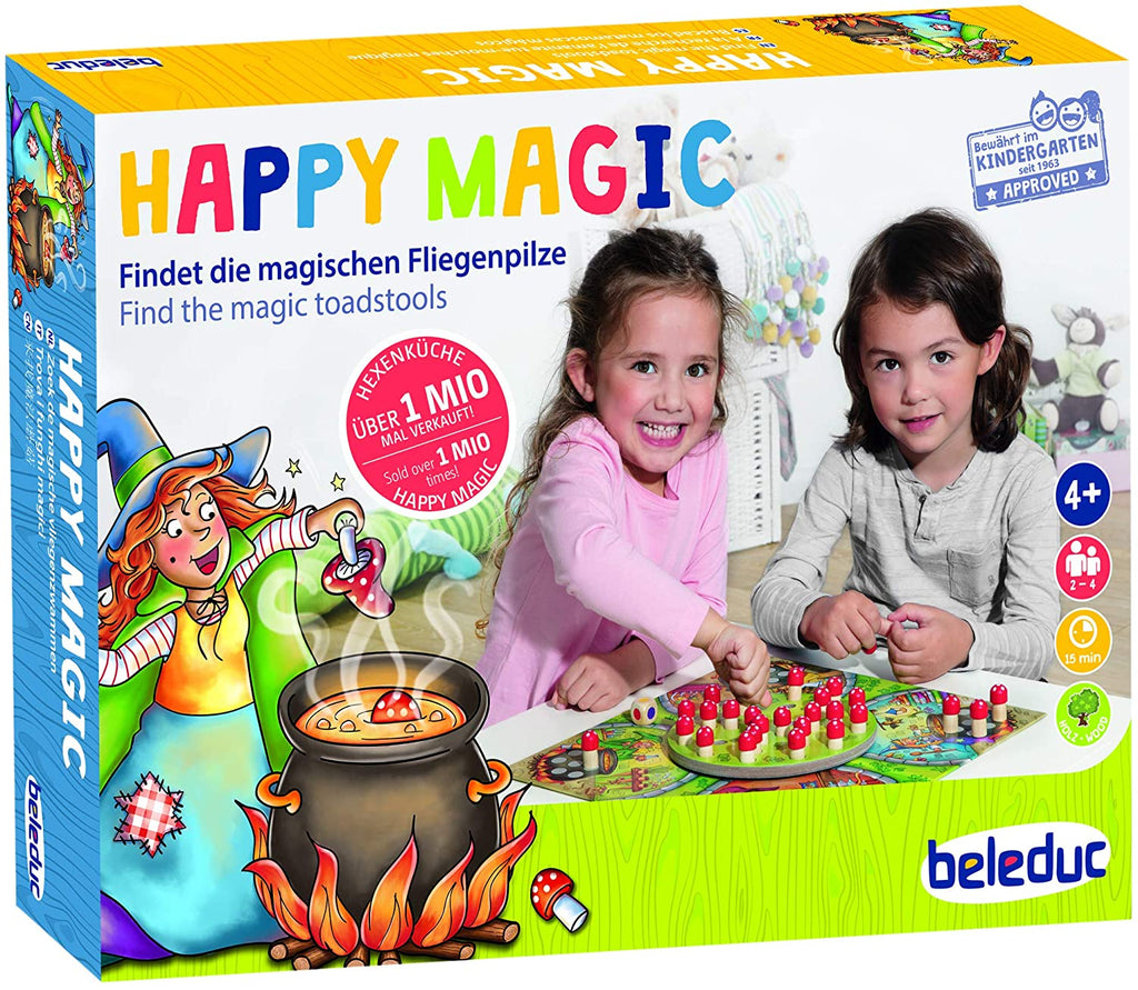 Beleduc Happy Magic Game - My Creative Box