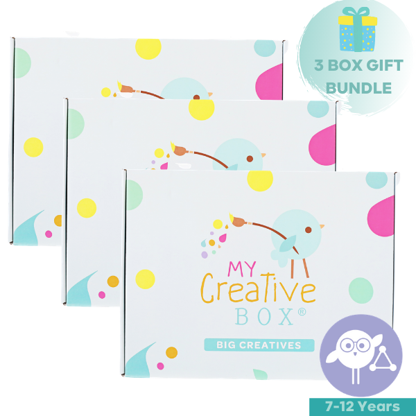 My Creative Box | Big Creatives 3 Box Bundle
