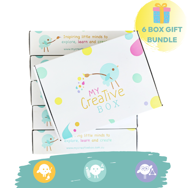 My Creative Box | 6 Box Bundle