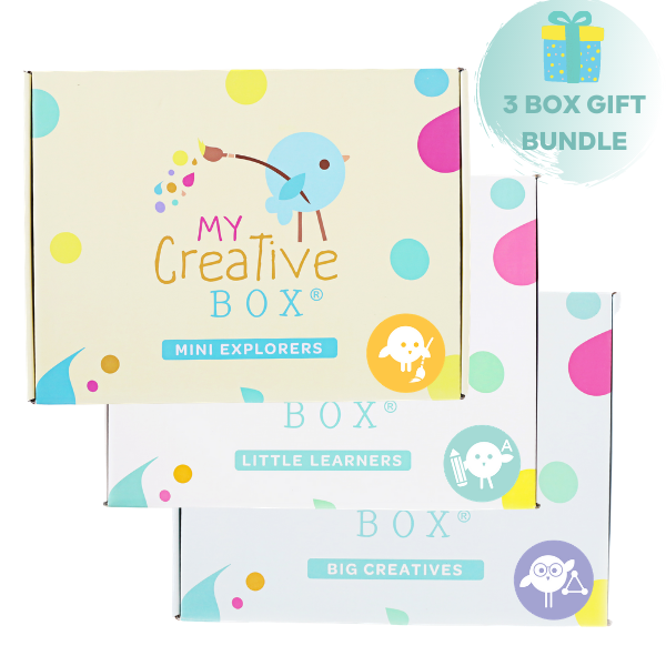 My Creative Box | 3 Box Bundle