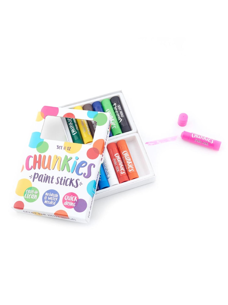 Chunkies Paint Sticks | Set of 12 - My Creative Box