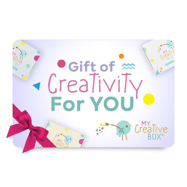 My Creative Box E-Gift Card