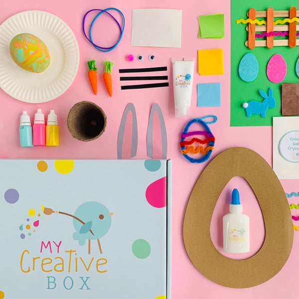 Big Creatives Easter Creative Box - My Creative Box