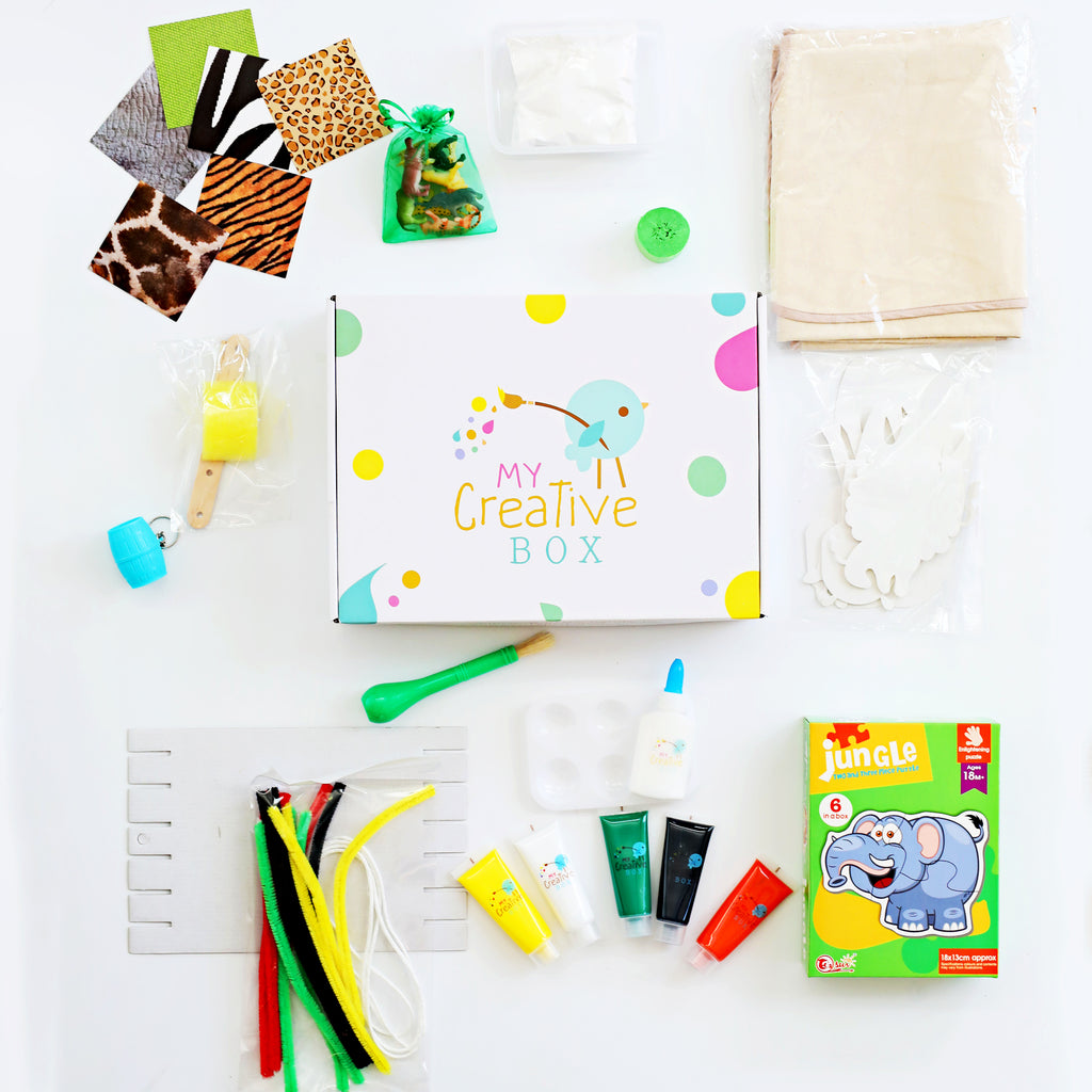 Little Learners | Adventurers 3 Box Bundle - My Creative Box