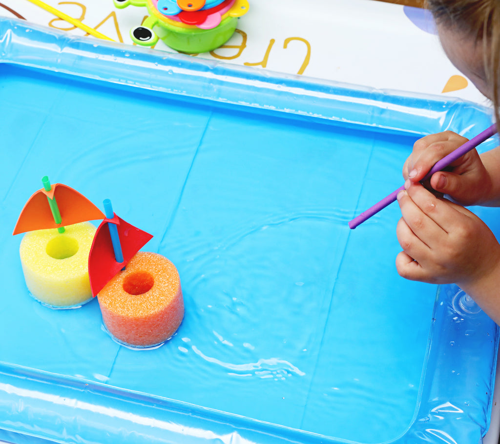 Inflatable Water Play Mat - My Creative Box