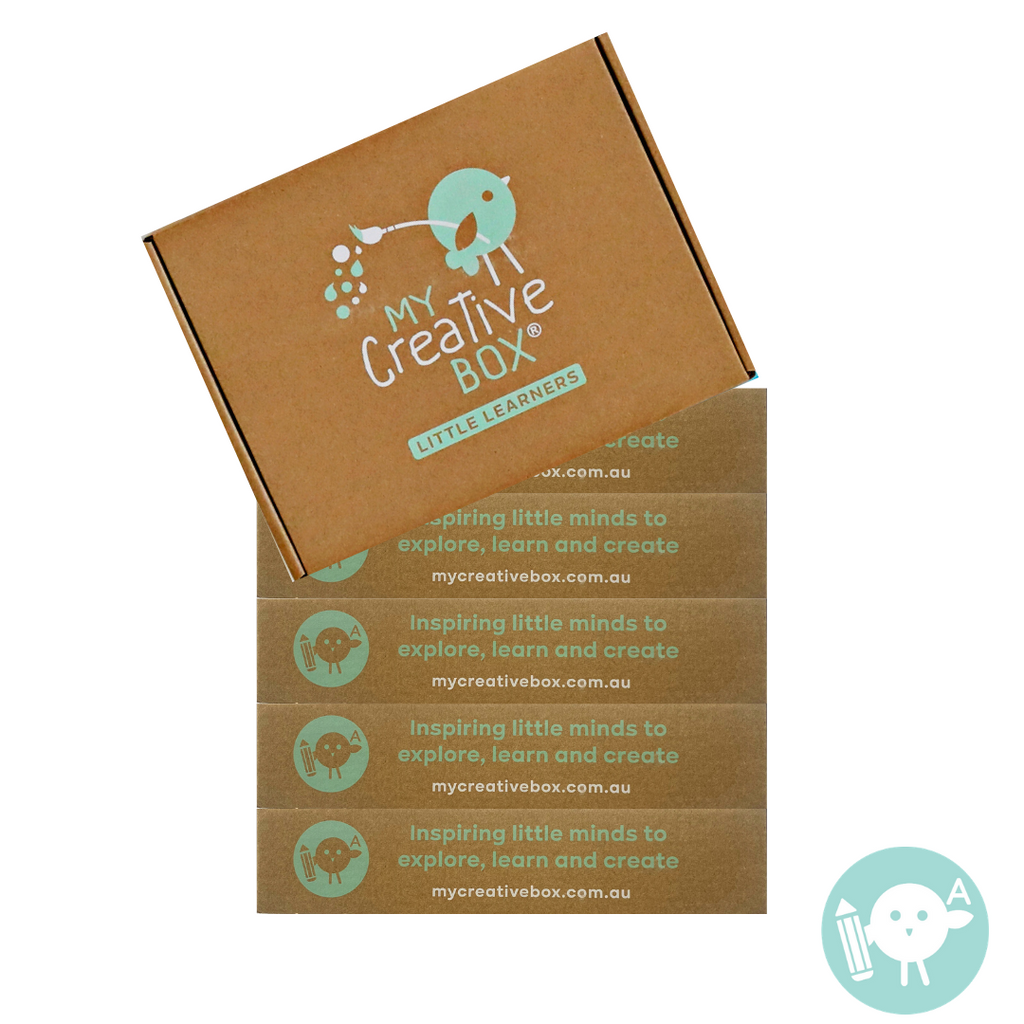 The Eco Essentials Creative Box Subscription (Monthly)
