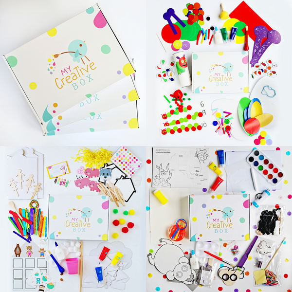 Little Learners | Storytellers 3 Box Bundle - My Creative Box