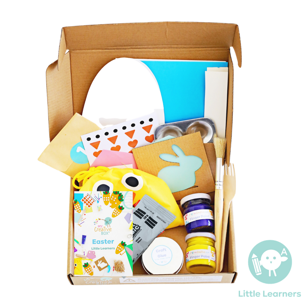 Little Learners Eco Essentials Easter Creative Box