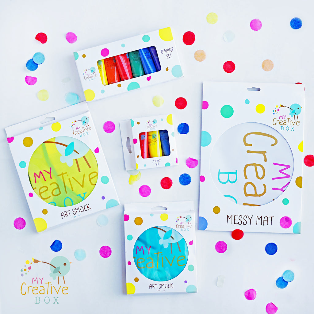Art Bundle Starter Set - My Creative Box