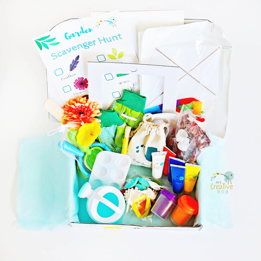 Little Learners Garden Creative Box