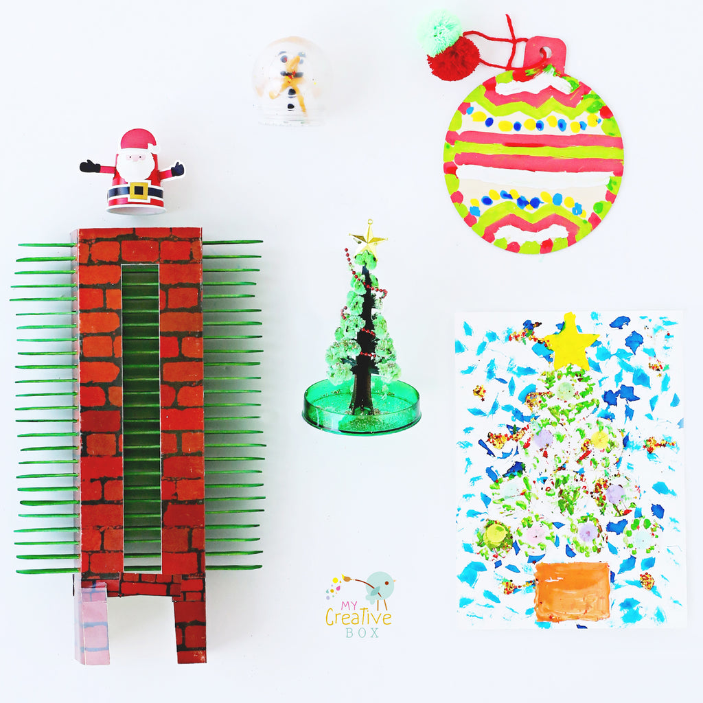 Big Creatives Christmas Creative Box