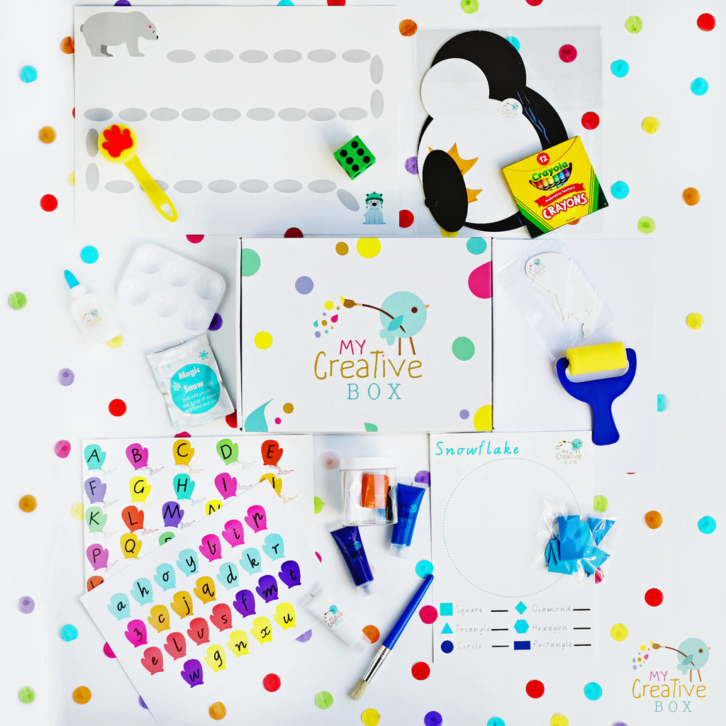 Preschool Arctic Creative Box - My Creative Box