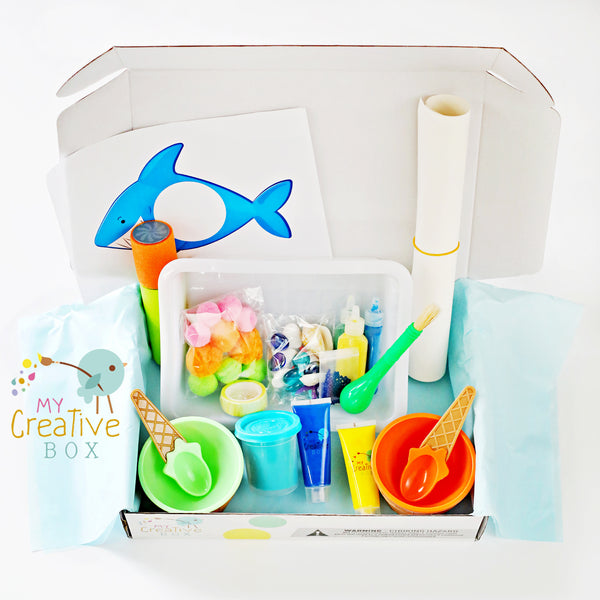 Summer Sensory Creative Box - My Creative Box