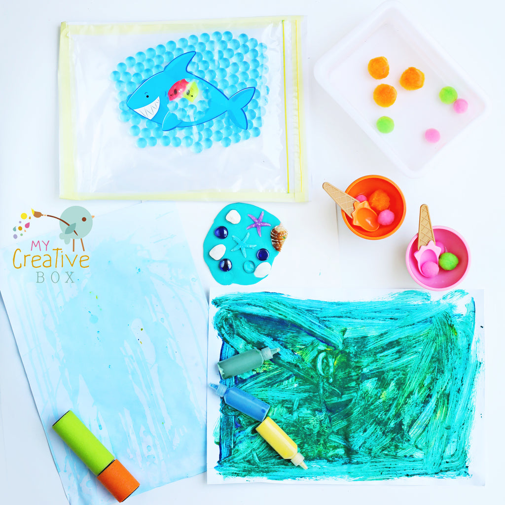 Mini Explorers | Summer 3 Box Bundle - My Creative Box
