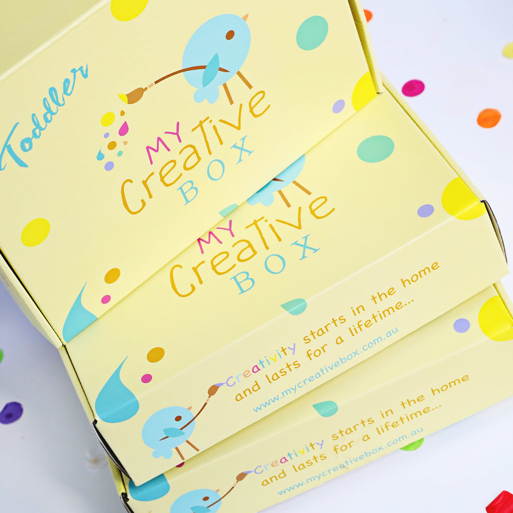 My Creative Box | Mini Explorers 3 Box Bundle - My Creative Box