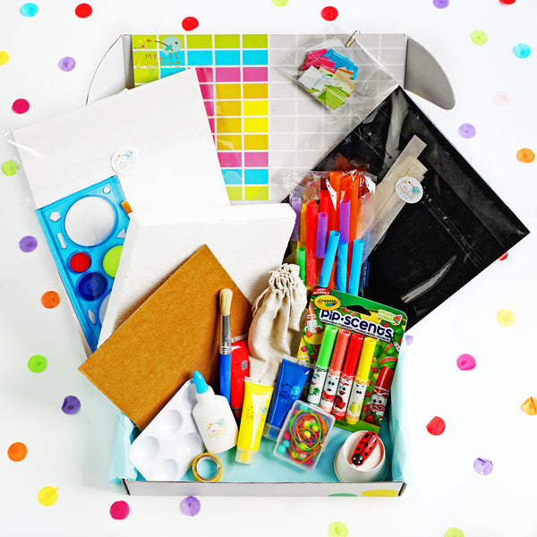 Preschool STEAM Creative Box - My Creative Box
