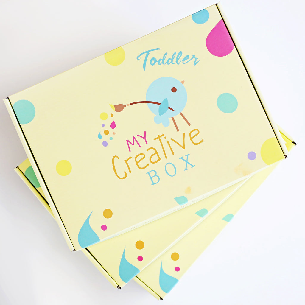 The Creative Box Subscription - My Creative Box