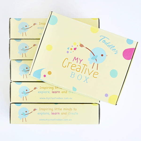 My Creative Box | Mini Explorers 6 Box Bundle - My Creative Box